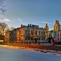 По каналу Грибоедова... :: Ирэна Мазакина