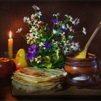 Масленичная неделя! :: Павел Сухоребриков