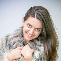 Портрет девушки :: Михаил Кучеров
