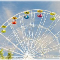 Колесо-колесо из детства... :: Вадим Куликов