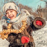 веселая масленица :: Татьяна Исаева-Каштанова