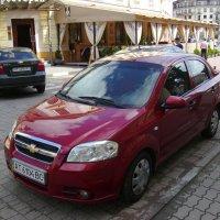 Chevrolet :: Андрей  Васильевич Коляскин
