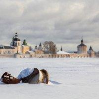 На озере Сиверском :: Евгений Мазилов