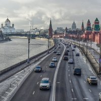 Не нагоняй тоску, туман! Не закрывай завесой небо! :: Ирина Данилова