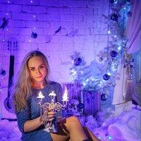 Новогодняя сказка :: Михаил Овчинников