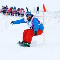 Веселый сноубордист :: Лилия Будаева