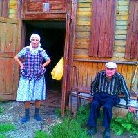 Старость - не радость :: Владимир Ростовский