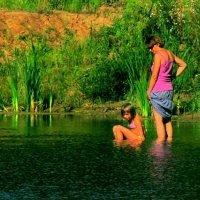 На озере :: alek48s