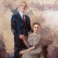 Пара :: Александр Мирошниченко