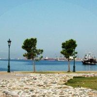 На берегу Эгейского моря. :: Елена Круглова