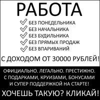 Ищу партнеров в проект ПРО@ДВИЖЕНИЕ :: Лариса Чебыкина
