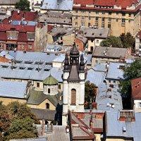 ...крыши для Карлсона... :: Ольга Нарышкова