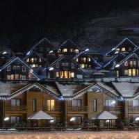 Буковель - Горнолыжный курорт  в Украине :: Оксана Лаврентьева