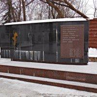 Памятник комсомольцам :: Наталья Гусева