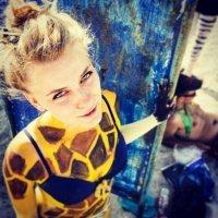 жирафа :: Никита Лапин