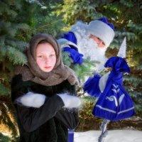 Морозко :: Оксана Артюхова