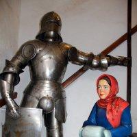Каждой женщине по рыцарю ... :: Лариса Корженевская
