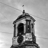 Выборг. Часовая башня. :: Николай
