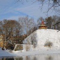 Насыпной город-крепость  Руза :: Андрей Куприянов