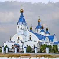 Брест. Церковь Тихвинской иконы Божией Матери. :: Valeriy Somonov