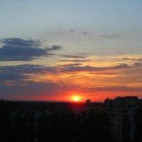 тихий закат :: tgtyjdrf