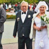 Золотая свадьба. Сентябрь. :: Александр Садовский