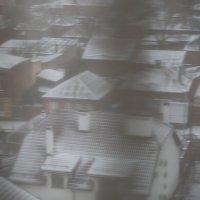 Утреннее окно. Конец февральской оттепели (3) :: Леонид