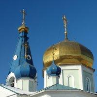 Небеса и купола :: Натали Акшинцева