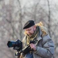 фотограф на празднике :: Дмитрий Сушкин