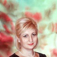 портрет Ольги :: Ирина Kачевская