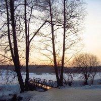IMG_2619 - Любимый мостик не снять нельзя! :: Андрей Лукьянов