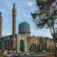 Мечеть. :: Ирина Новожилова