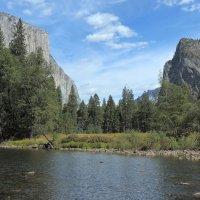 речка в парке Йосемити :: Алексей Меринов