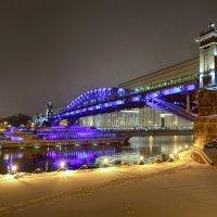 Андреевский мост :: Антон Мазаев