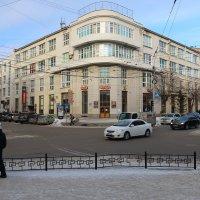 Новосибирск :: Иван Янковский