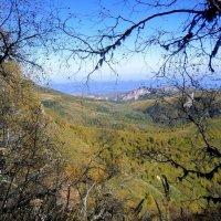 Взгляд с горной тропы :: Сергей Анатольевич