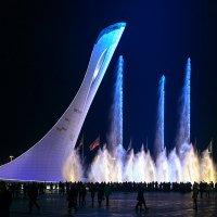 Олимпийский парк-год спустя. :: Геннадий Оробей