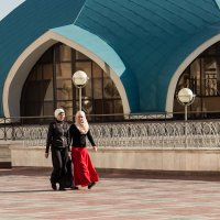 комплекс мечети Кул-Шариф :: Александр Волков