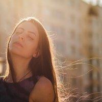 Разливы солнца :: Лилия Ломова