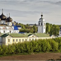 Трифонов монастырь. Вятка :: Владимир Белозеров