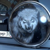 Страшный зверь :: Savayr