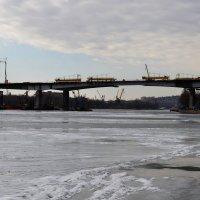 Новый Ворошиловский мост :: Игорь Попов