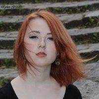 Влюблённый лисёнок-6. :: Руслан Грицунь