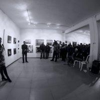 На открытии нашей выставки :: Shmual Hava Retro
