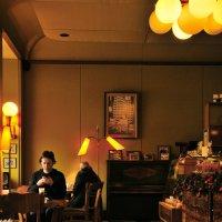 Старое кафе :: Дмитрий Близнюченко