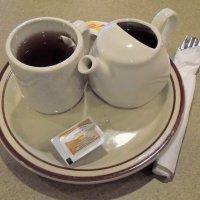 чай черный с мёдом :: Алексей Меринов