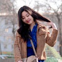 В центре Бишкека :: Дмитрий Фотограф