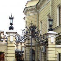 ворота в счастье... :: Марина Харченкова