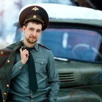 С 23 февраля :: Сергей Селевич
