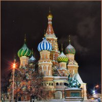 Храмы Москвы :: Борис Зверков